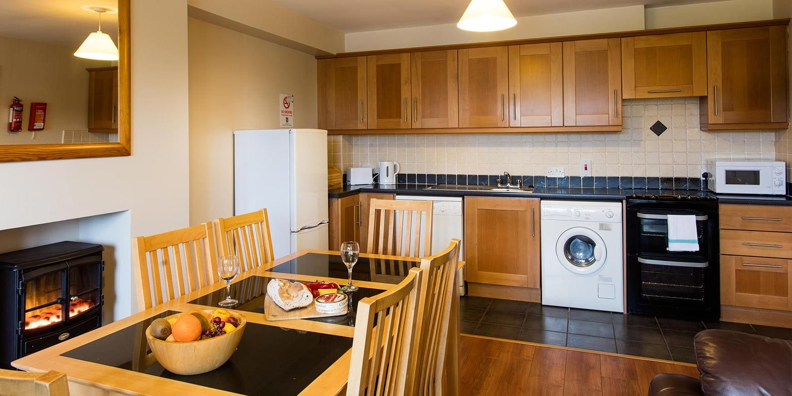 Holiday Home Kitchen At Quality Hotel In Youghal